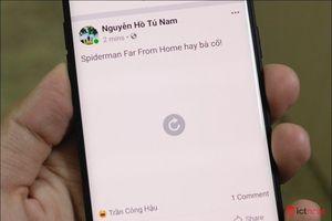 Tối nay, Facebook tại Việt Nam bị lỗi không xem được ảnh