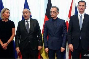 EU kêu gọi Iran rút lại quyết định làm giàu uranium