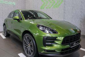 Chi tiết Porsche Macan 2019 giá từ 3,1 tỷ đồng tại Việt Nam