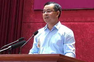 Ông Ngô Văn Tuấn làm Phó bí thư Hòa Bình