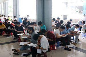 Các trường bắt đầu tổ chức thi năng khiếu: Số lượng thí sinh dự thi tăng nhẹ