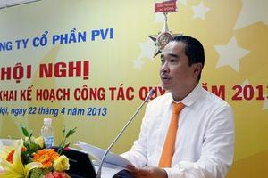 Ông Bùi Vạn Thuận giữ chức chủ tịch HĐTV PVI
