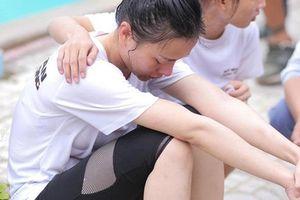 'Quỳnh búp bê' Phương Oanh bật khóc, bầm dập khi 'làm nhiệm vụ'