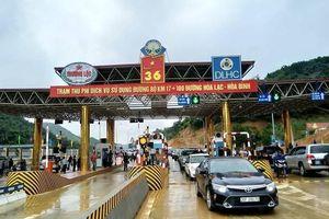 Tạm thời miễn phí cho người dân gần trạm BOT Hòa Lạc