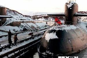Các thủy thủ Nga chấp nhận hy sinh để cứu tàu lặn và nhân viên dân sự