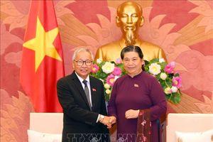 Tăng cường quan hệ giữa các nghị sỹ Myanmar và Việt Nam