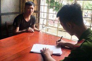 Yên Bái: Bắt đối tượng truy nã khi đang lẩn trốn trong khu dân cư
