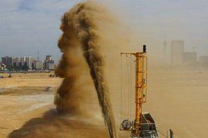 Malaysia cấm xuất khẩu cát, láng giềng Singapore gặp khó trong việc mở rộng lãnh thổ?