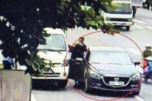 Truy tìm ô tô chở 2 người ngoại quốc cướp giật tài sản ở Bến Tre