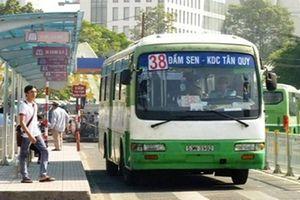 Vì sao xe buýt TP.HCM liên tục lỗ dù có trợ giá?