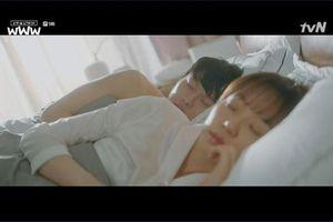Phim 'Search: WWW' tập 9: Jang Ki Yong thành công dụ chị đẹp Im Soo Jung lên giường, chính thức xác nhận yêu đương