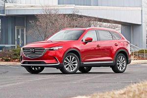 Mazda triệu hồi gần 8.000 xe CX-9 bị lỗi hệ thống điện
