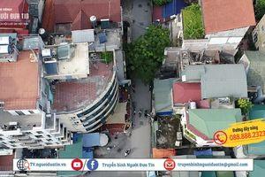 Dự án 'ngõ mở to lòng dân lo' ở Tây Hồ, Hà Nội: Bất hợp lý, lãng phí ngân sách?