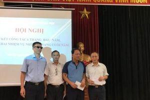 Người mù Hà Nội tặng quà thương binh, gia đình liệt sỹ