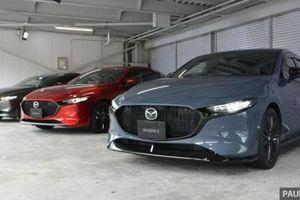 Mazda 3 2019 công bố giá bán tại Malaysia, từ 782 - 896 triệu VNĐ