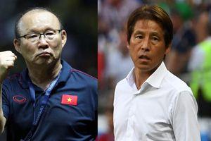 Trận thua khó quên của HLV Park Hang Seo trước tân HLV ĐT Thái Lan