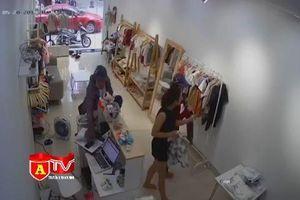 Cảnh giác tội phạm trộm cắp tài sản tại các cửa hàng thời trang