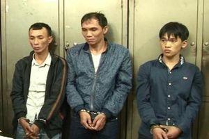 3 nghi phạm chở ma túy qua cửa khẩu Dinh Bà bị bắt giữ