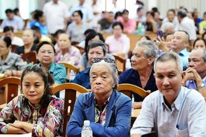 Cuối tháng 7, UBND TP.HCM sẽ đối thoại với người dân Thủ Thiêm