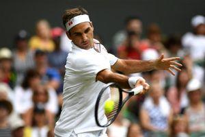 Vòng 2 Wimbledon: Federer 'kết liễu' đối thủ chóng váng