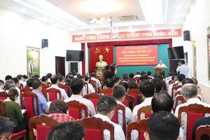 Đảng ủy Bộ VHTTDL: Hội nghị chuyên đề '50 năm thực hiện di chúc của Chủ tịch Hồ Chí Minh' và sơ kết 3 năm thực hiện Chỉ thị số 05