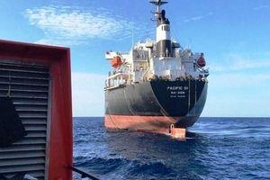 Đề nghị Trung Quốc tiếp tục hỗ trợ tìm kiếm chín thuyền viên mất tích