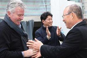 HLV Park Hang-seo sắp đấu đội bóng của HLV Guus Hiddink