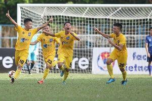 U17 PVF bất ngờ để thua Thanh Hóa