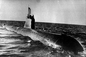 Thảm khốc bi kịch tàu ngầm nguyên tử đầu tiên của Liên Xô
