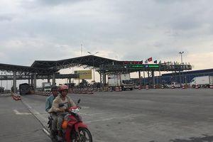 BOT Hà Nội - Bắc Giang: Xem xét lại việc dừng thu phí từ ngày 6/7