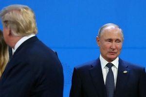 Tổng thống Putin khẳng định không muốn chạy đua vũ trang nhưng phải tự phòng vệ