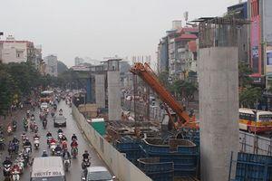 Hà Nội xây tuyến metro số 3 ga Hà Nội - Hoàng Mai hơn 40.576 tỉ