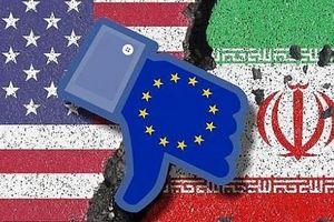 Iran, Mỹ, EU và cuộc đấu trí 'cân não'