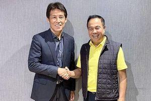 HLV Akira Nishino bất ngờ phủ nhận dẫn dắt đội tuyển Thái Lan