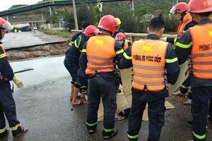 Toàn cảnh vụ sụt mố cầu khiến 5 người thương vong ở Thanh Hóa