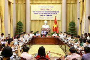 Công bố 7 luật đã được Quốc hội Khóa XIV thông qua tại Kỳ họp thứ bảy