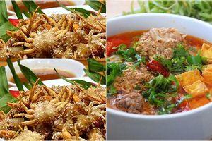Cách chế biến 3 món ăn từ cáy biển ngon mát nhà nào cũng mê