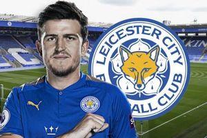 Trước cơn 'bão giá' từ hai gã khổng lồ thành Manchester, Maguire muốn rời Leicester