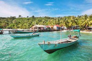 10 bãi biển đẹp nhất Campuchia