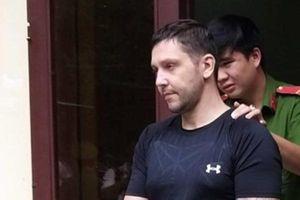 Thanh niên ngoại quốc trốn án tù nhập cảnh vào Việt Nam trộm cắp lĩnh án