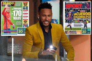 Barca chơi lớn, hy sinh cùng lúc 4 ngôi sao giá trăm triệu để đổi lấy Neymar
