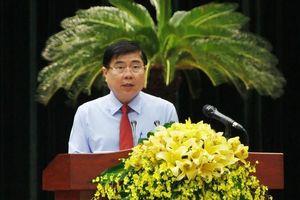 Chủ tịch TP.HCM cam kết thực hiện nghiêm kết luận về Khu đô thị mới Thủ Thiêm
