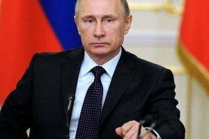 Tổng thống Nga Putin đã ký luật đình chỉ hiệp ước INF