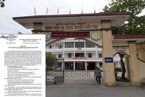 Công an đề nghị lập hội đồng chuyên môn vụ trẻ sơ sinh tử vong ở Hà Tĩnh