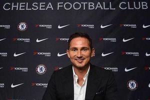Frank Lampard chính thức ra mắt CLB Chelsea, nhận lương khủng