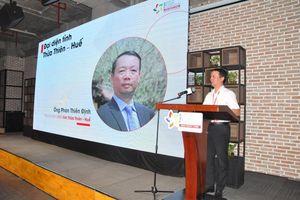 Khởi nghiệp Việt khát khao xây dựng và lan tỏa trên bản đồ thế giới