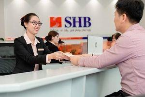SHB vào Top 10 Ngân hàng Việt Nam uy tín nhất