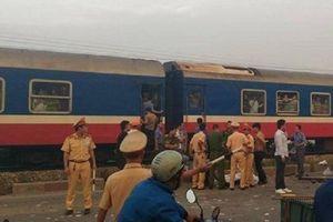 Bắc Giang: Va chạm với tàu hỏa, 1 người ngồi trên ô tô tử vong