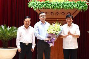 Đồng chí Ngô Văn Tuấn, Phó Trưởng Ban Kinh tế Trung ương được chỉ định làm Phó Bí thư Tỉnh ủy Hòa Bình nhiệm kỳ 2015 - 2020