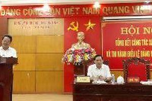 Đảng bộ Khối Các cơ quan và Doanh nghiệp tỉnh Hà Tĩnh : Nâng cao chất lượng, hiệu quả công tác xây dựng đảng và thi hành Điều lệ Đảng